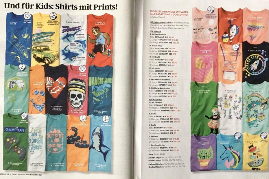 Lands' End T-shirts