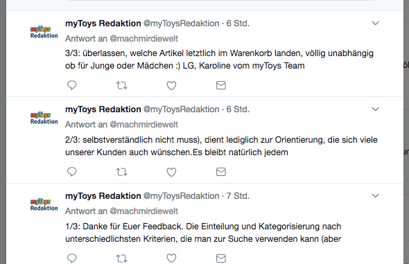mytoys Redaktion