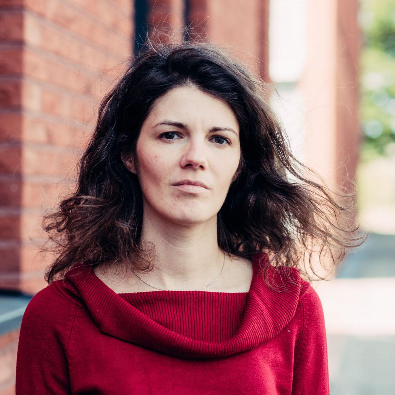 Profilbild Sonja Bastin (Foto: Alexander Heil)