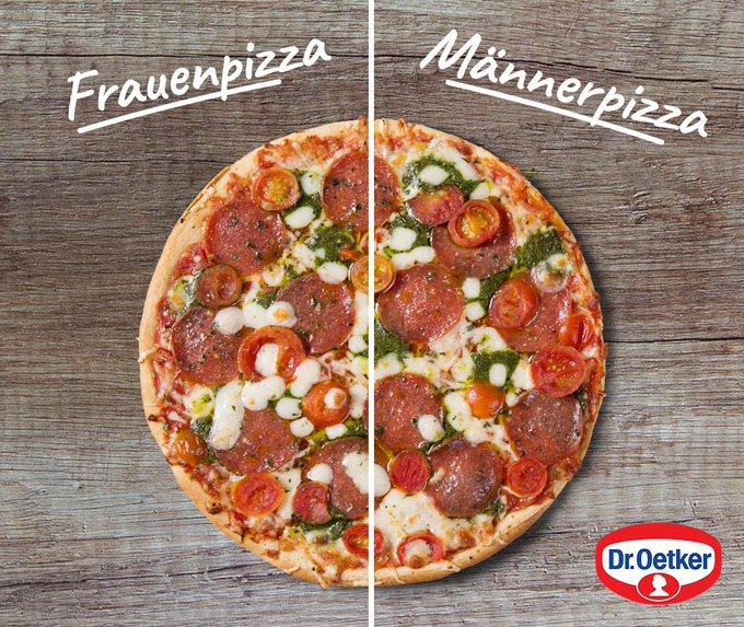 Oetker Pizza