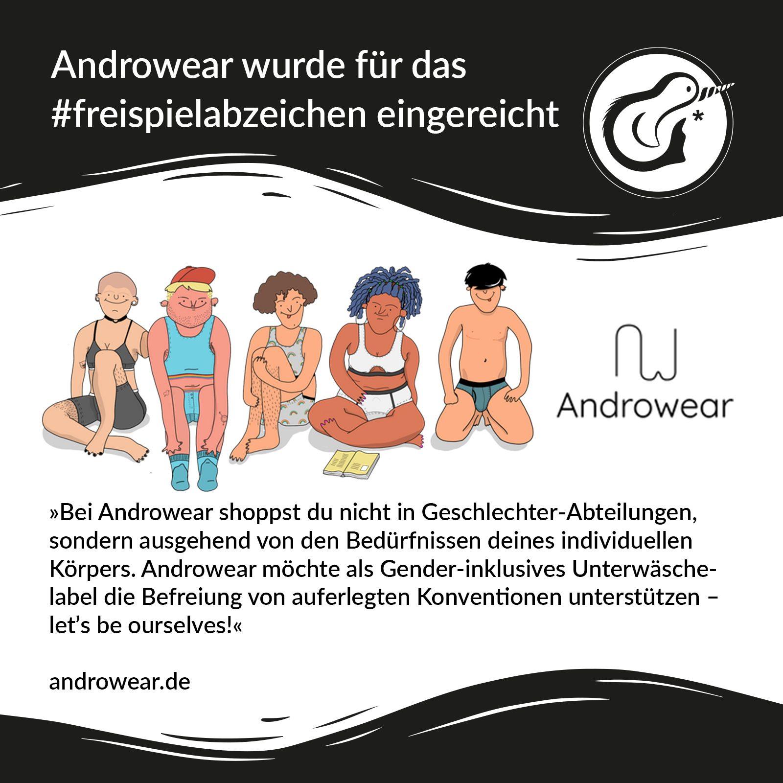 Androwear-Einreichung