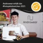 Androwear-Freispiel-Abzeichen2021