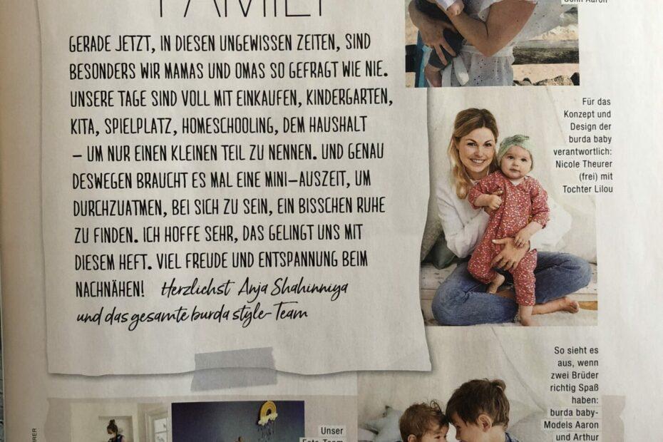 """Beitragsbild zu """"In der Nähwelt gibt's nur Hausfrauen"""""""